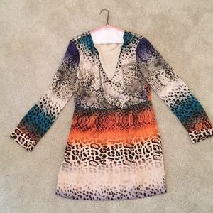 Guess by Marciano Dress Size Large
